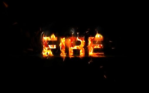 particle-flame-text-flatten-2