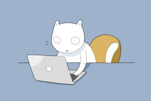 cat-reading-internet