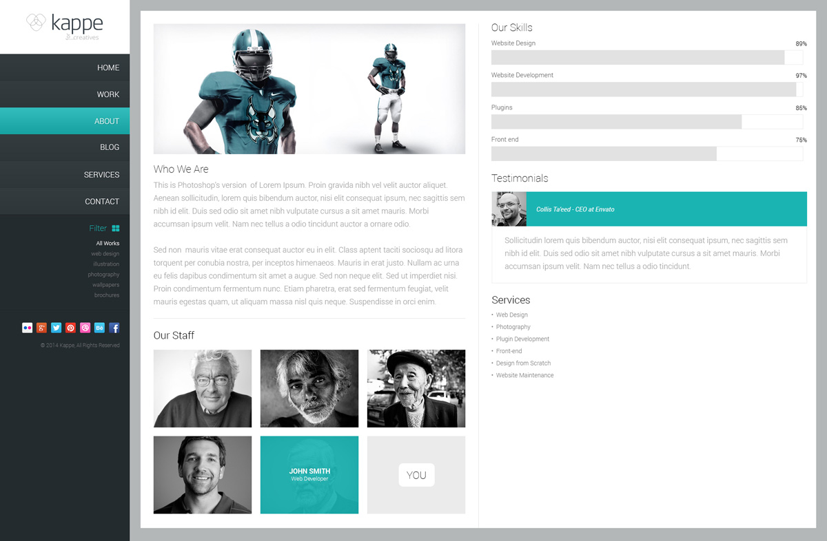 kappe-psd-theme-about