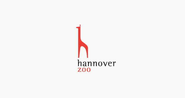 creative-single-letter-logo-designs-hannover-zoo