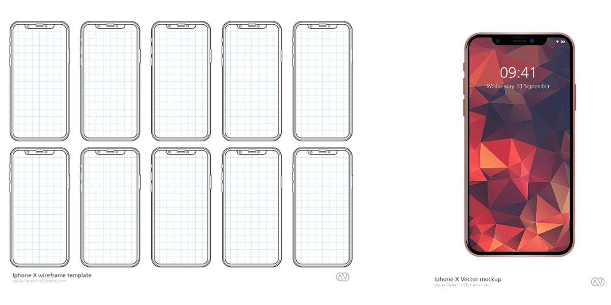 2-iphone-x-ux-wireframes